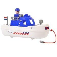Politie Boot Plastic