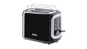AEG AT3300 broodrooster 940W Zwart 7 Standen