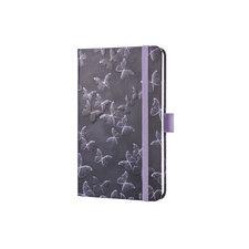 Sigel SI-JN312 Notitieboek Jolie Beauty A6 Hardcover Gelinieerd Roze/blauw
