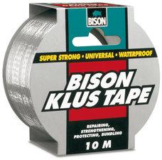 Bison BI-1493206 Klus Tape Rol 10m X 50mm Grijs