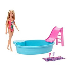 Barbie Pop en Zwembad
