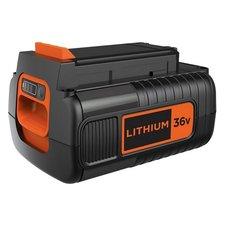 Black&Decker BL20362-XJ Lithium-Ion Batterij 36V 2.0Ah Zwart/Oranje