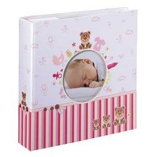Hama Baby Slip-in/memo Album Moni 10x15/200 Roos