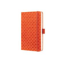 Sigel SI-JN124 Notitieboek Jolie Flair A6 Hardcover Gelinieerd Pompoen Oranje 174 Blz 80g