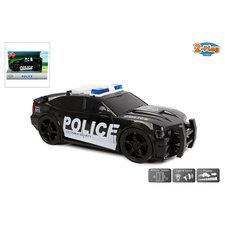 2 Play Traffic Amerikaanse Politieauto + Licht en Geluid