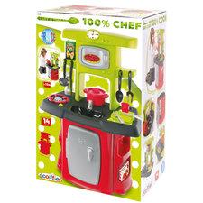 Ecoiffier 100% Chef Loft Keuken