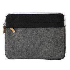 Hama Laptop Sleeve Florence Design 10.1 Zwart/grijs