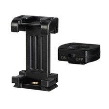 Hama Smartphonehouder Pro II 9,5 Cm Met Bluetooth-ontspanner BRS2