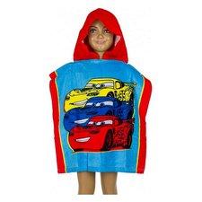 Disney Cars Poncho Handdoek 50x100 cm