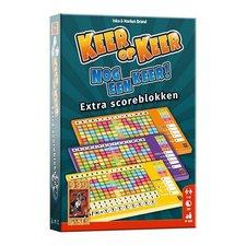 999 Games Keer Op Keer Scoreblokken 3 Stuks
