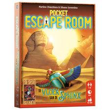 999 Games Pocket Escape Room De Vloek Van De Sfinx