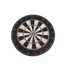 SportX Dartbord 45 cm met 6 Darts