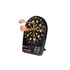 Mini Elektronisch Dartboard + 4 Darts