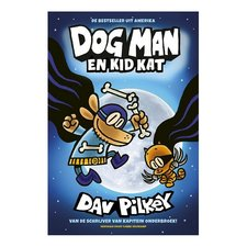 Boek Dog Man en Kid Kat