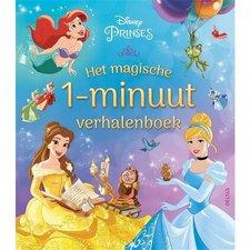 Boek Disney Princess Het Magische 1-Minuut Verhalenboek