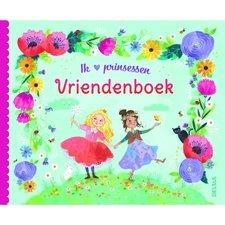 Deltas Ik Hou van Prinsessen Vriendenboek