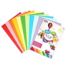 Basic Craft Gekleurd A4 Papier 110 grams 50 Stuks