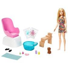 Barbie Mani-Pedi Spa Speelset