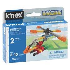 Knex Imagine Building Set 2in1 Helikopter