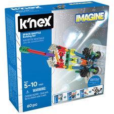 Knex Imagine Space Shuttle Building Set 60-delig