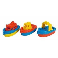 Badspeelgoed 3 Bootjes