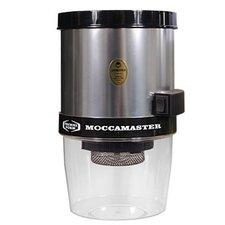 Moccamaster KM4 Koffiemolen Wandmontage RVS/Zwart