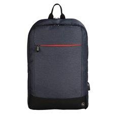 Hama Notebook-rugzak Manchester Tot 44 Cm (17,3) Blauw