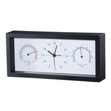 Hama Thermo-/hygrometer TH33-A Zwart