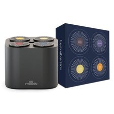 Moodo Smart Aroma Diffuser Zwart Met Batterij Incl. 4 Capsules