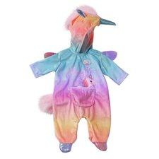 Baby Born Regenboog Eenhoorn Romper Assorti