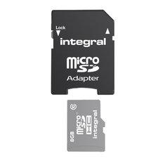 Integral Kaart Adapter Micro-sd -> Sd