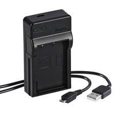 Hama USB-oplader Travel Voor Olympus BLS-5/50