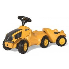 Rolly Toys 132560 RollyMinitrac Volvo Looptractor + Trailer