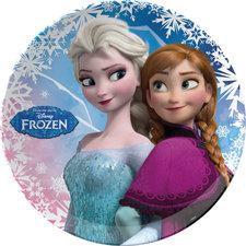 Disney Frozen Melamine Bord Plat 22cm