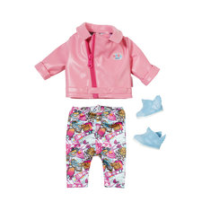 Baby Born Scooter Outfit 4-delig