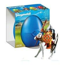 Playmobil 4926 Verrassingsei met Mongoolse Krijger en Paard