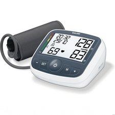 Beurer BM40 Bovenarm Bloeddrukmeter Grijs/Wit