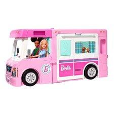 Barbie 3in1 Droomcamper Speelset