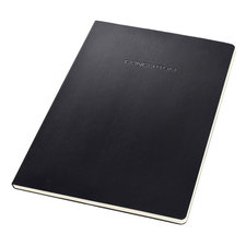 Sigel SI-CO801 Schrijfblok CONCEPTUM Softcover A4 Zwart Gelinieerd