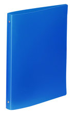 Viquel VI-020902-08 Ringband A4 4r 0-15mm Mechaniek PP Blauw
