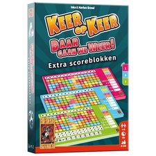 999 Games Keer op Keer Level 5-7 Scoreblokken 3 Stuks
