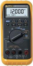 Fluke 787/E Process Multimeter, Trms Ac, Lcd;backlit, 1000 Vac, 1000 Vdc, 1 Adc