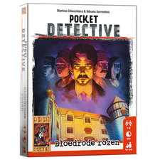 999 Games Pocket Detective Bloedrode Rozen