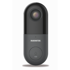 Marmitek Smart Wifi Video Deurbel 1080p