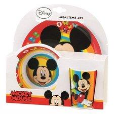 Disney Mickey Mouse Ontbijtset 3-delig