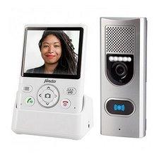 Alecto ADI-250 Deurintercom met Camera Wit/Zilver