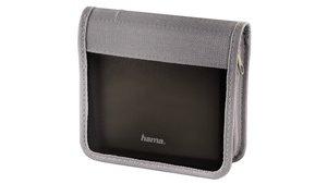 Hama CD Wallet Voor 28 CD/DVD/Blu-ray Zwart