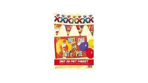 Versierpakket Sint en Piet 4-delig