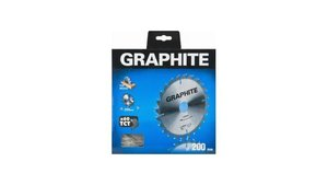 Graphite 56H002 Cirkelzaagblad voor Hout 85mm