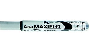 Maxiflo Whiteboard Stift Zwart